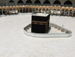 Provinsi Qatif Ditutup, Begini Penampakan Masjidil Haram