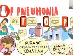 Pneumonia Memang Parah Tapi Bisa Dicegah