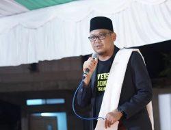 Pasca Pencoblosan Imam Budi Hartono Hadiri Maulid Nabi di Serua Depok