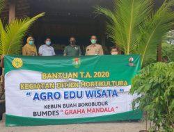 Agroeduwisata Kementan: Topang Ekonomi Bangsa, Sejahterakan Petani