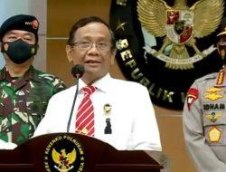 Menko Polhukam: FPI Dilarang di Indonesia
