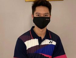 Sempat Flu, Kevin Sanjaya Positif Covid-19