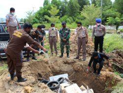 KKP Musnahkan 700 Kg Ikan Ilegal dari Malaysia