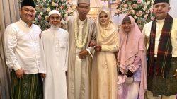 Sah! Ustadz Abdul Somad Resmi Menikah