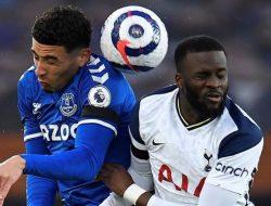 Liga Inggris: Tottenham Hotspur Vs Everton Imbang 2-2