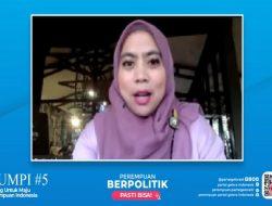 Keterpilihan di DPR Masih 'Njomplang', Parpol Diminta Tempatkan Caleg Perempuan pada Nomor Urut 1-3