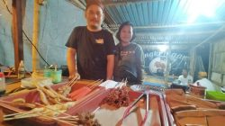 Ramadhan Kreatif: Sepasang Kekasih Ini Optimis Buka Usaha Angkringan Ditengah Pandemi