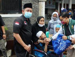 Sambut Ramadhan 2021, Relawan JARI ABW Santuni Anak Yatim