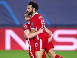 Laga Perempatfinal Liga Champions: Madrid Kalahkan Liverpool 3-1