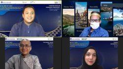 Pembicara di ISYEF, Menparekraf Harap Indonesia Jadi Pusat Fesyen Muslim Dunia