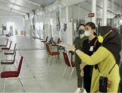 Agnez Mo Buka Klinik Vaksinasi Covid-19 Gratis