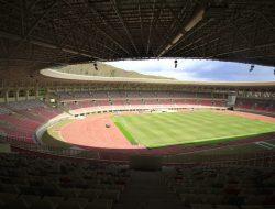 Melihat Lukas Enembe, Stadion Termegah Kedua di Indonesia