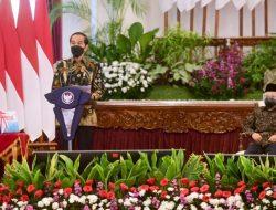 Raih Opini WTP, Jokowi: Pergunakan Uang Rakyat Dengan Baik