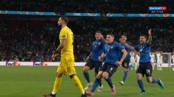 Menang Dramatis, Italia Juara Piala Eropa 2020