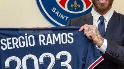 Resmi! Sergio Ramos Gabung Paris Saint-Germain