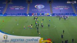Menang Tipis Atas Brazil, Argentina Juarai Copa America