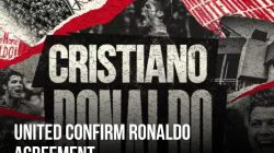 Ronaldo Resmi Gabung MU, Manchester City Ditikung?