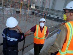 Lebihi Target, Pembangunan GOR Kota Depok Tahap II Capai 77 Persen