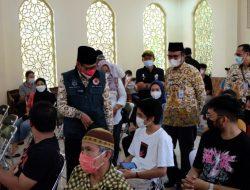 Pemkot Depok Targetkan Desember Seluruh Warga Tervaksinasi