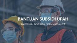 Penyaluran BSU Tahun 2021 Capai Rp4,9 Triliun