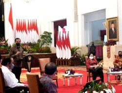 Pastikan Pemindahan Ibu Kota, Presiden Kumpulkan Petinggi Negara dan Partai