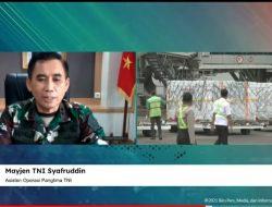 Tiga Strategi TNI Dukung Program Vaksinasi Pemerintah