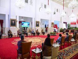 Presiden: Perbankan dan Pelaku Usaha Bangkitkan Ekonomi Indonesia