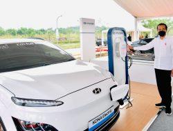 Tangkap Peluang Mobil Listrik, Pemerintah Dukung Pengembangan Ekosistem
