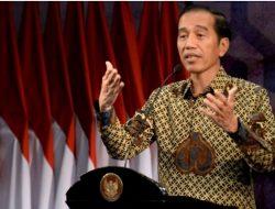 Presiden Jokowi Minta Kolaborasi Basmi Fintech Ilegal