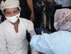 Menkes Pastikan Vaksinasi Bagi Masyarakat Adat Terpenuhi