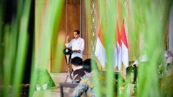 Presiden Jokowi Inginkan BUMN Adaptasi Teknologi Agar Go Global