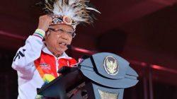 Tutup PON XX Papua, Wapres: Bukti Kuatnya Solidaritas, Sportivitas, dan Persatuan
