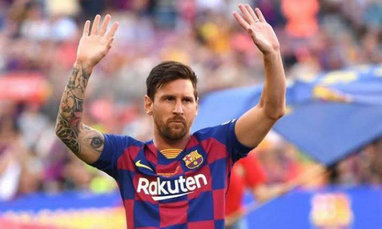 Lionel Messi/Shutterstock