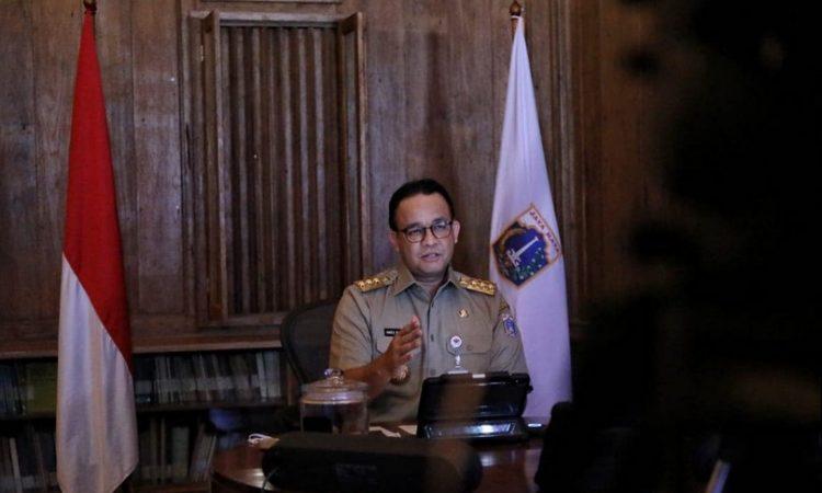 Gubernur DKI Jakarta Anies Baswedan. Foto FB Anies Baswedan