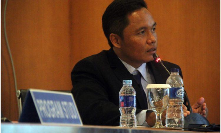 Dr. Wiyoto, Dosen Program Studi Teknologi Produksi dan Manajemen Perikanan Budidaya