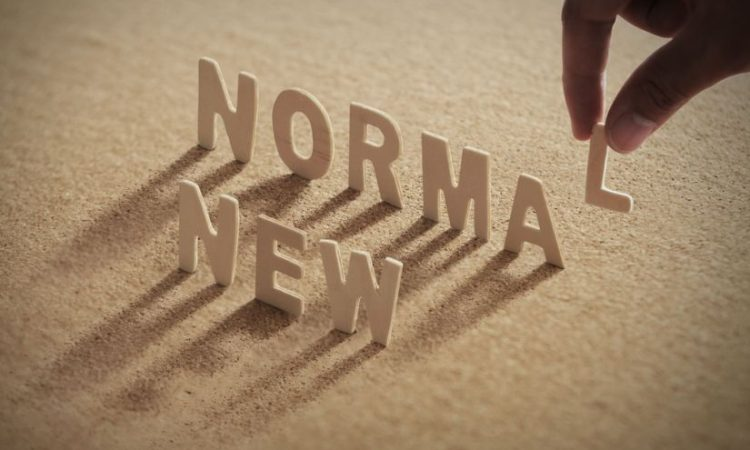 Ilustrasi new normal/Shutterstock